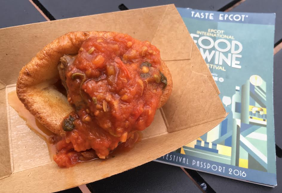 New Zealand's Lamb Meatball with Spicy Tomato Chutney