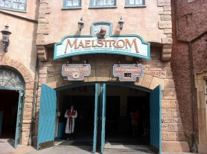 Rest in Piece.  Uh, PEACE, Maelstrom