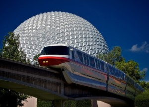 Monorail - Spaceship Earth