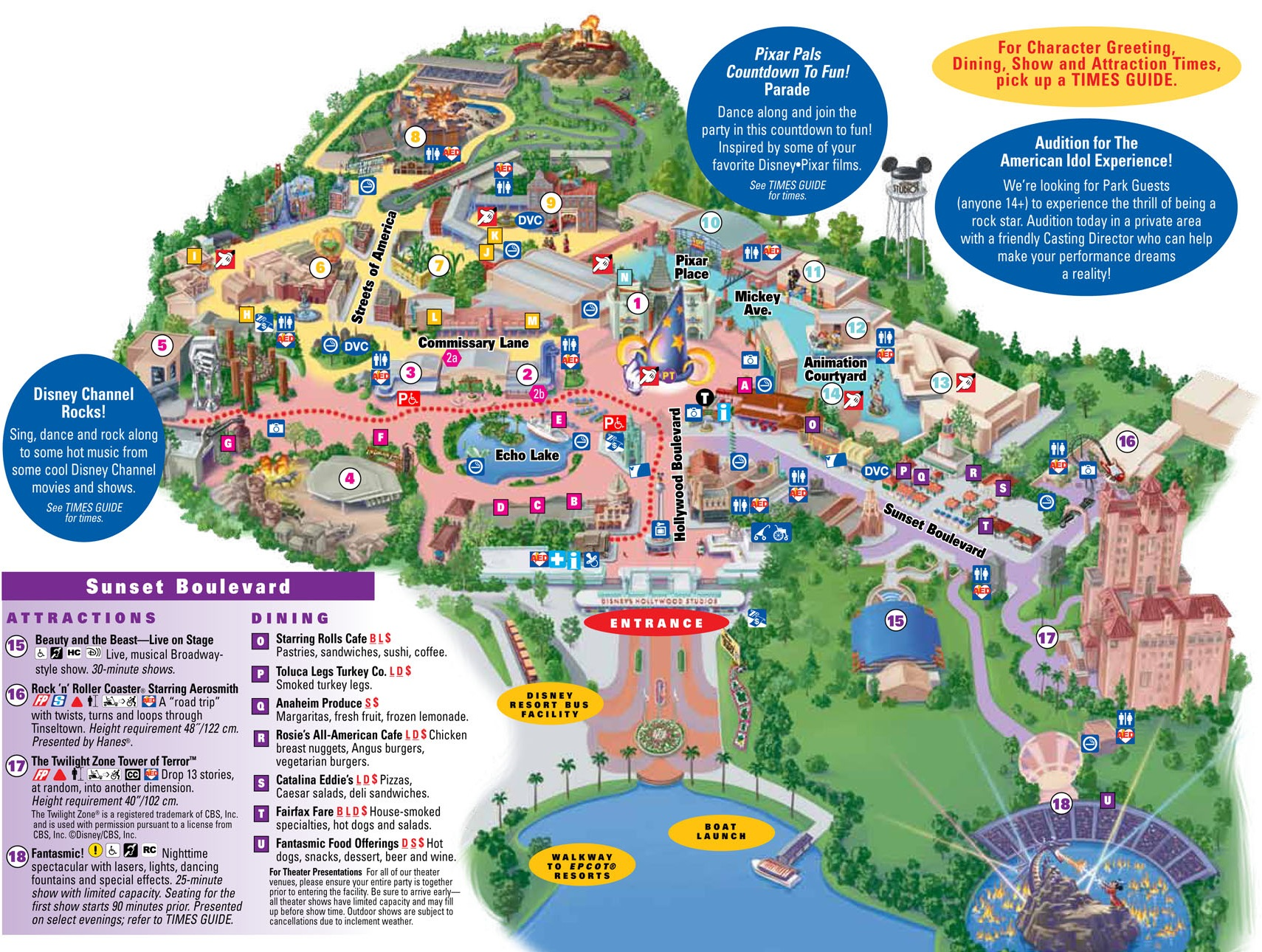 Disney's New Maps - A Closer Look - TouringPlans.com Blog on