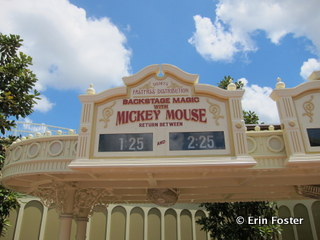 There are Fastpasses available for some of the character greeting locations.