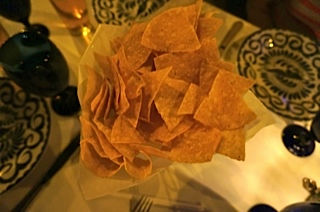 Tortilla Chips!