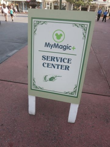 FastPass+ reservations can be made or changed while you are at the parks
