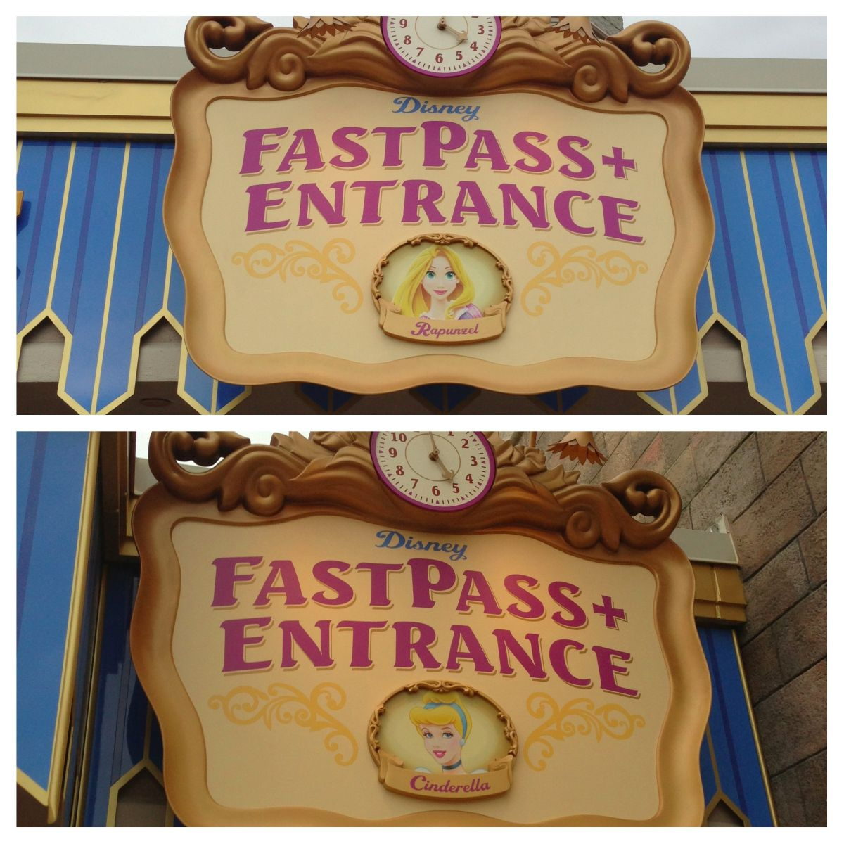 PFH Fastpass Plus Signs