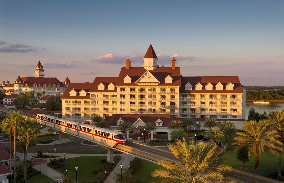 Five Disney World Resorts to See During Your Vacation