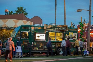 New Food Trucks Open Nightly at Downtown Disney