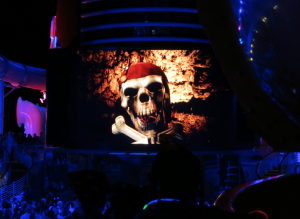 There will be a Pirate Night on most Disney Cruise Line sailings.