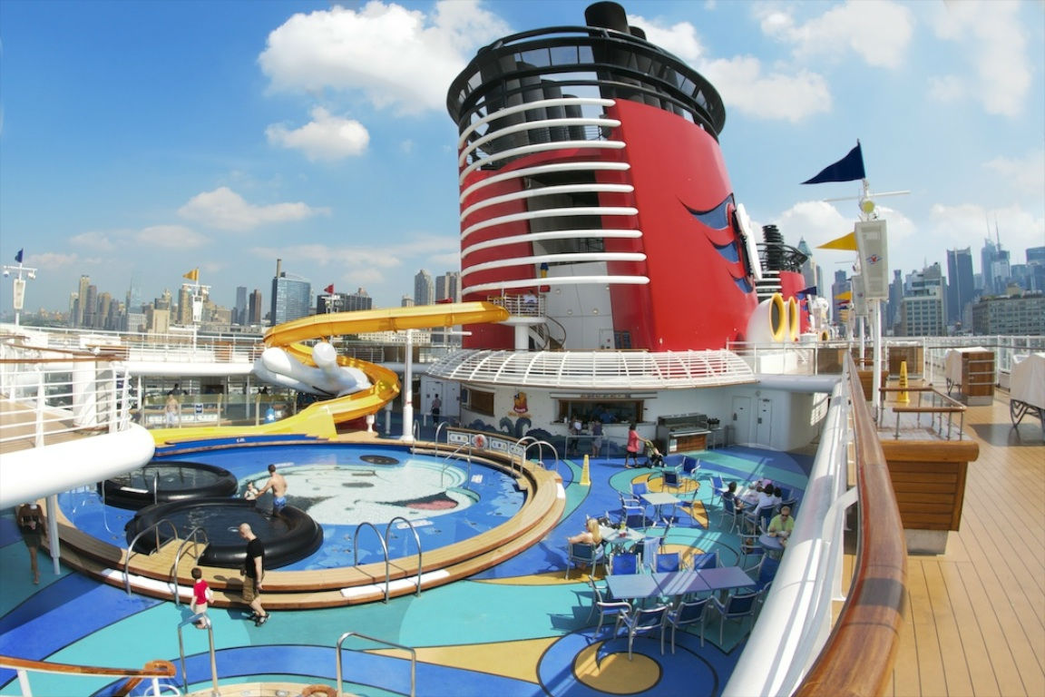 Live from the Disney Dream  Day 2  TouringPlanscom Blog