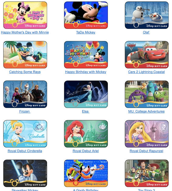 Disney Gift Cards 101 Touringplans Com Blog,Imagine Fashion Designer New York Ds