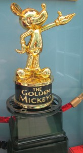 A Golden Mickey