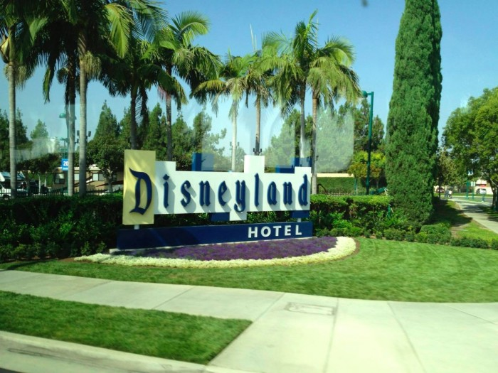 Staying at The Disneyland Hotel affords guests the ability to walk right to the parks and Downtown Disney.