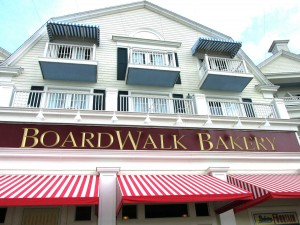 Disney World Boardwalk Bakery