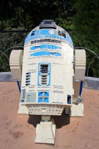 Star Wars - yet another reason to love Legoland Florida. Photo by Thomas Cook