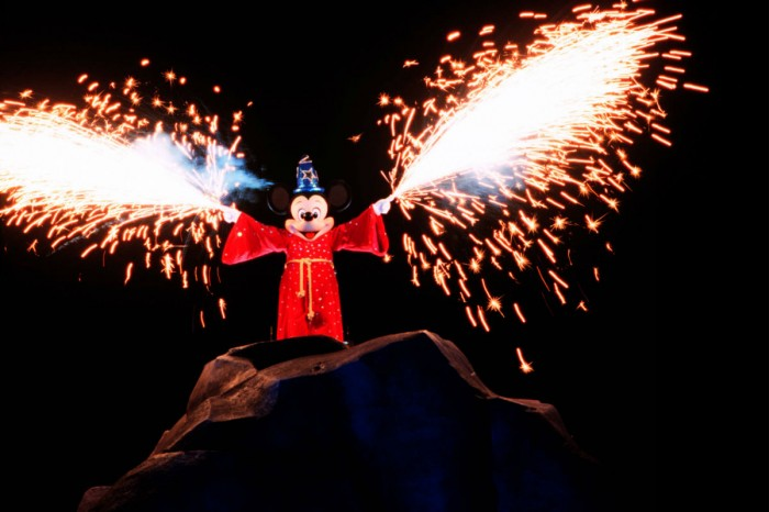 Mickey's epic battle with villains during Fantasmic may be too scary for even the bravest of little ones.