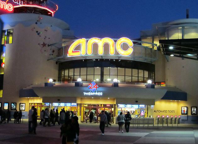 AMC 24 Theatre in Downtown Disney Westside