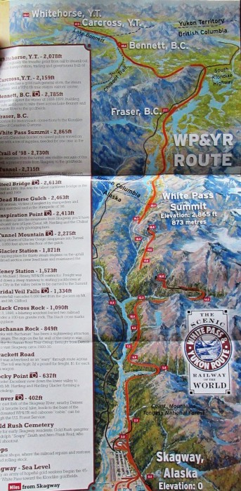 Route Map ©www.disneyworldenthusiast.com