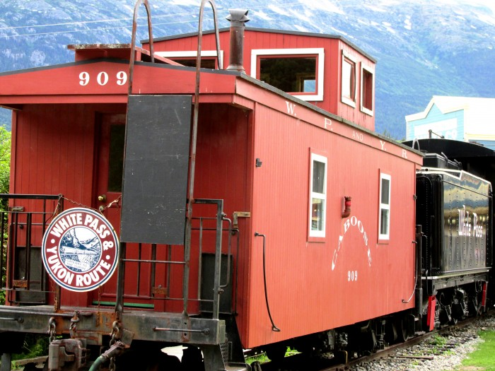 Liarsville Gold Rush Trail Camp Caboose ©www.disneyworldenthusiast.com