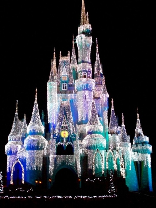 Cinderella Castle - A Glass Slipper Vacation