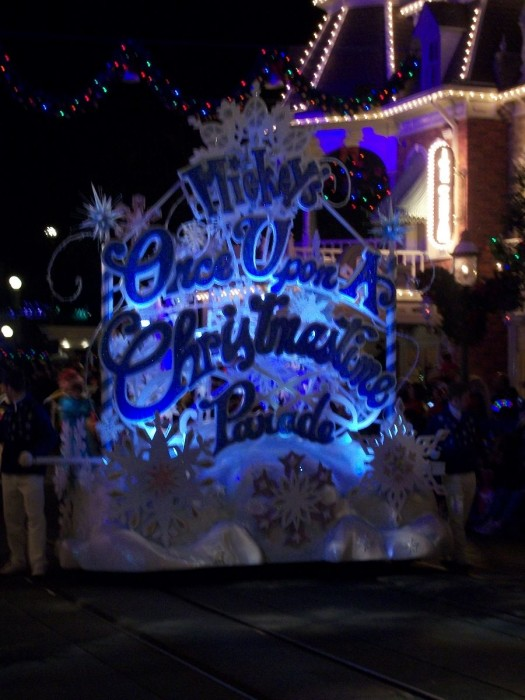 Once Upon a Christmastime - A Glass Slipper Vacation