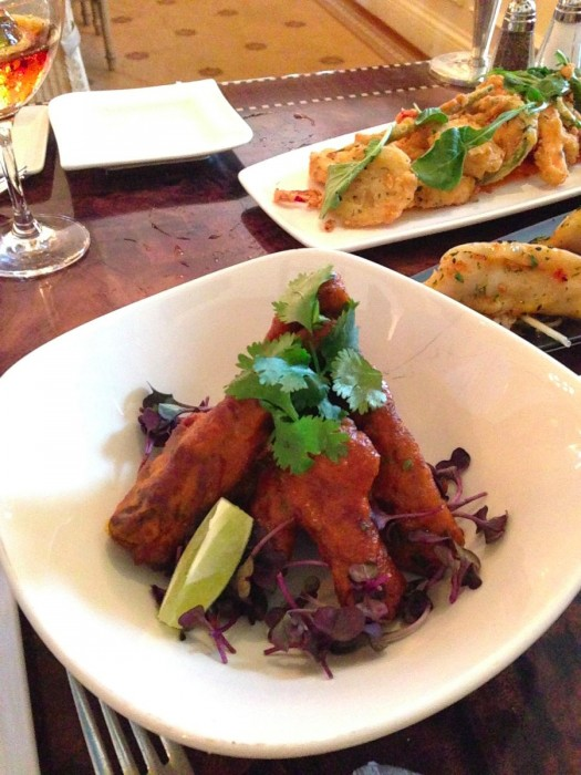 Firecracker Duck Wings - Carthay Circle - Natalie Reinert