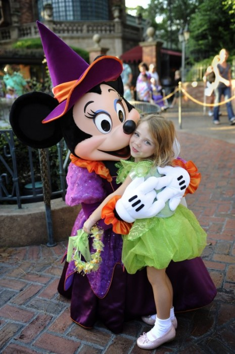 Witch Minnie - Photographer Gene Duncan - Photo from Disney
