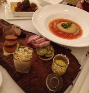 California Grill Charcuterie and Ravioli - Natalie Reinert