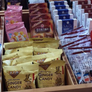 Ginger Candies, snacks from china