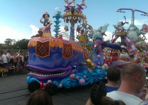 Magic Kingdom is full of wonder, it's no mystery why preschoolers love it so much.