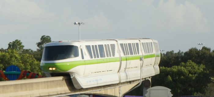Great food and awesome transportation when you do a monorail loop progressive dinner.