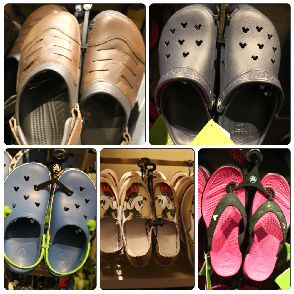 de02567a7cfa You may also find Crocs brand shoes with canvas uppers or in a flip flop  style. photo 5. DISNEY BRANDED SNEAKERS