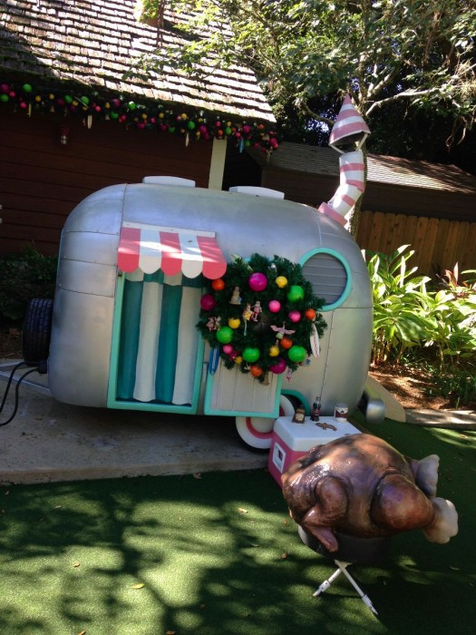 Summer at Winter Summerland Miniature Golf - Natalie Reinert