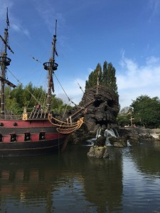 Outside of Pirates