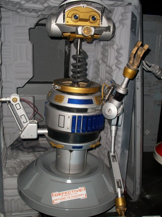 Star Tours Rex