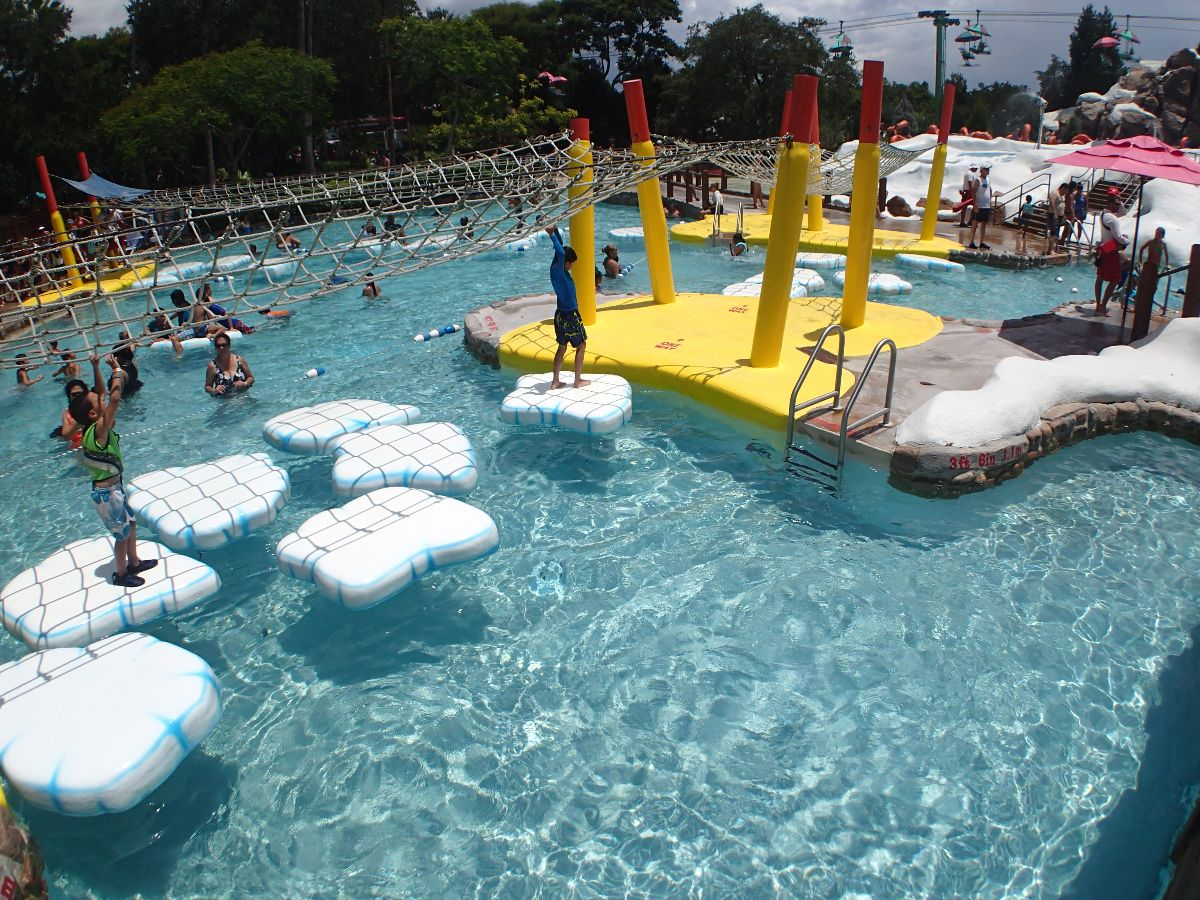 a9635c0c4a655 Blizzard Beach has a play area specifically for elementary age kids