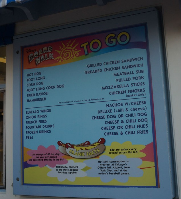 """If """"fried"""" is one of your primary food groups, the BoardWalk has you covered."""
