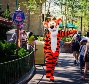 The Wonderful Thing about Tigger