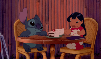 Lilo and Stitch are owned by Disney