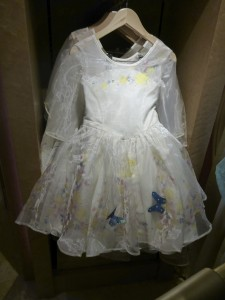 Princess dress sold on board the Disney Fantasy.