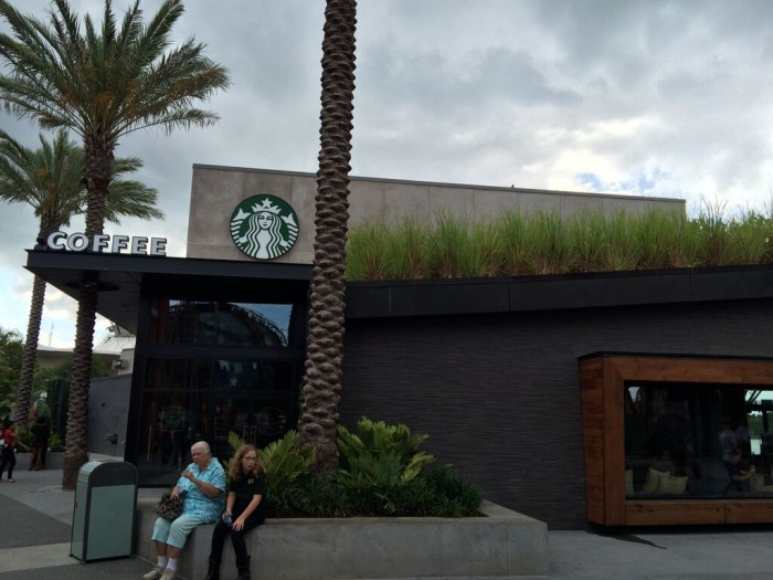 Downtown Disney Starbucks