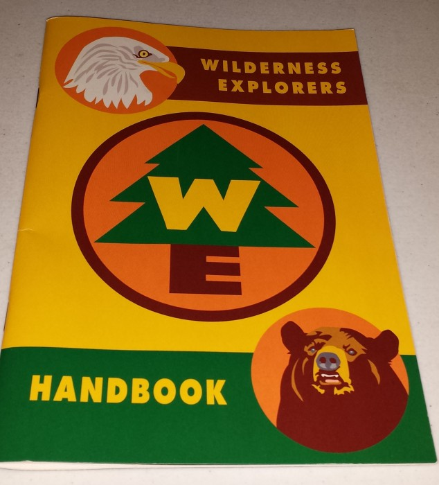 Wilderness Explorer's Handbook
