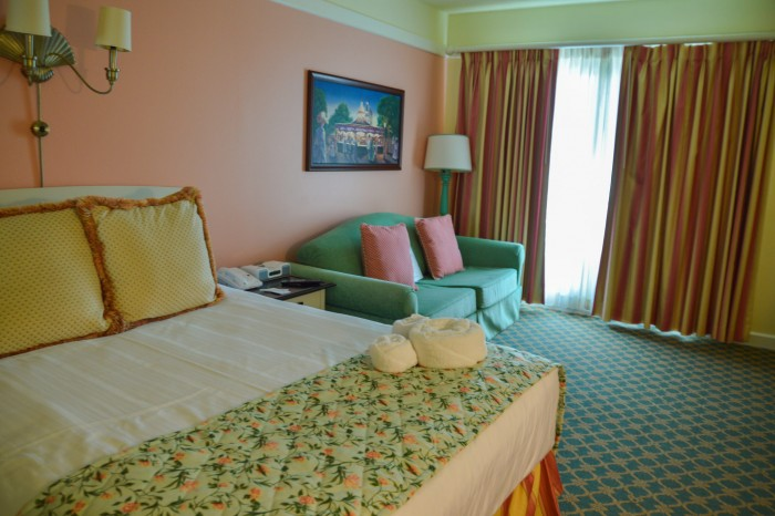 Boardwalk Villas Room