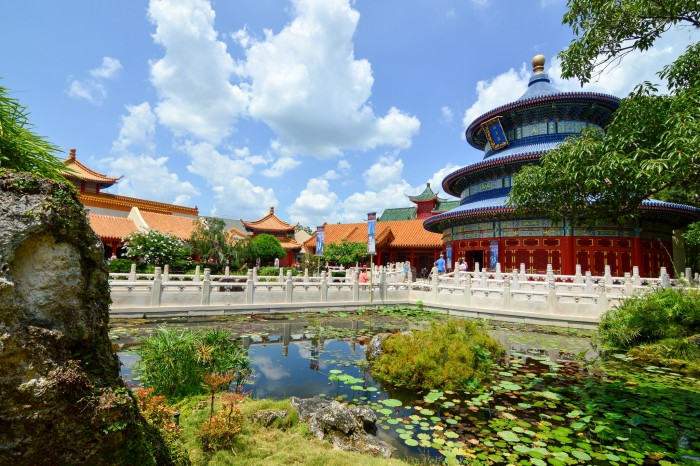 Epcot China Pavilion