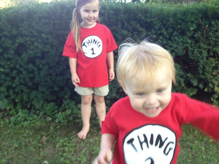 UniThing1Thing2Shirts