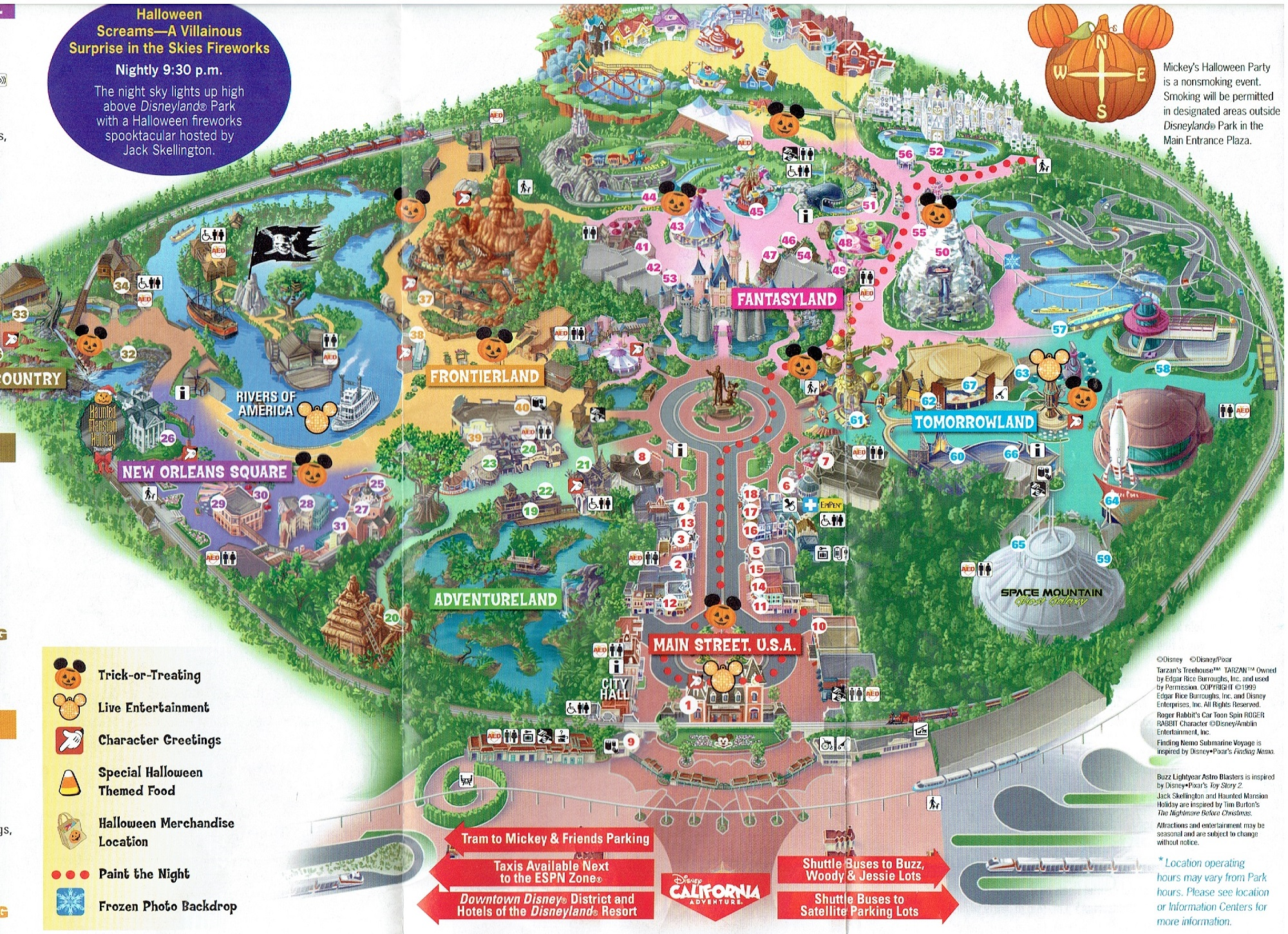 Disneyland Locations World Map.Why Every Walt Disney World Veteran Should Visit Disneyland