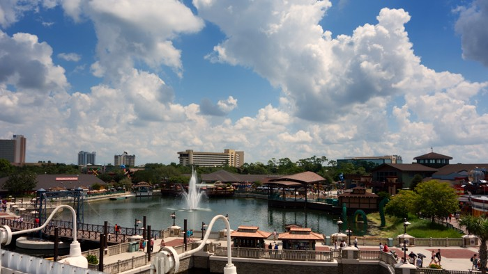 A Destination Wedding in Disney Springs