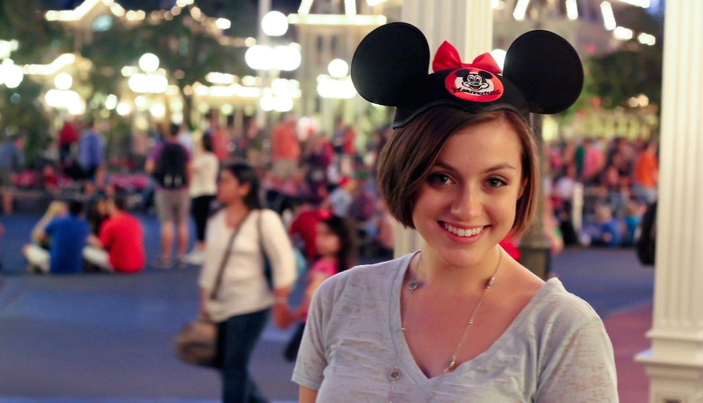 47e8ee787d59 You can t help but smile wearing a pair of Mickey Ears. (photo by Stacey  Lantz) GIFTS mickeyears