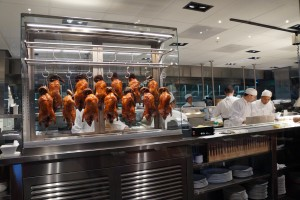 Next time, I know I want to try the Peking duck. (Photo by Julia Mascardo)