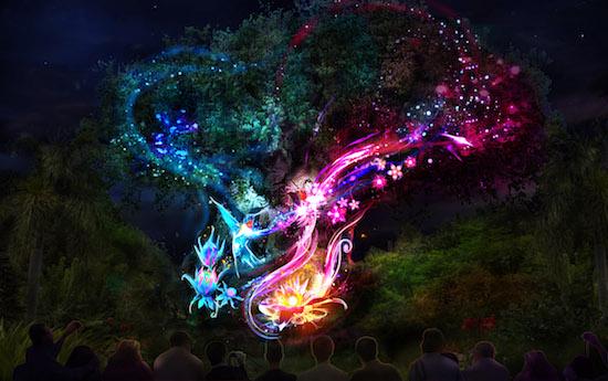 Tree of Life - Rivers of Light