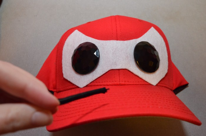 Baymax Hat Tutorial
