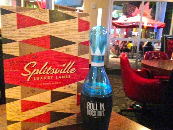 Splitsville can be a great change of pace location to mix it up on a trip